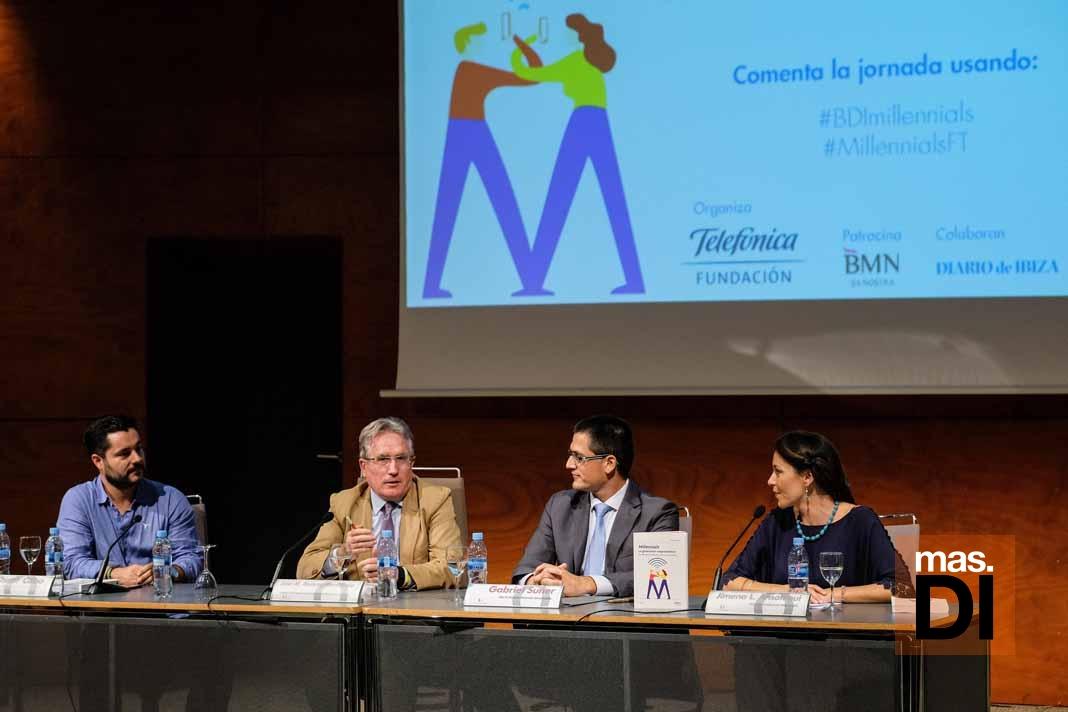 «La generación 'millennial' sacará a España de la crisis»