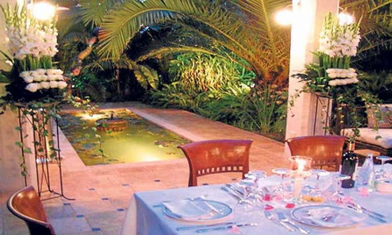 Casa Colonial. Un 'catering' fresco y creativo diseñado para cada ocasión