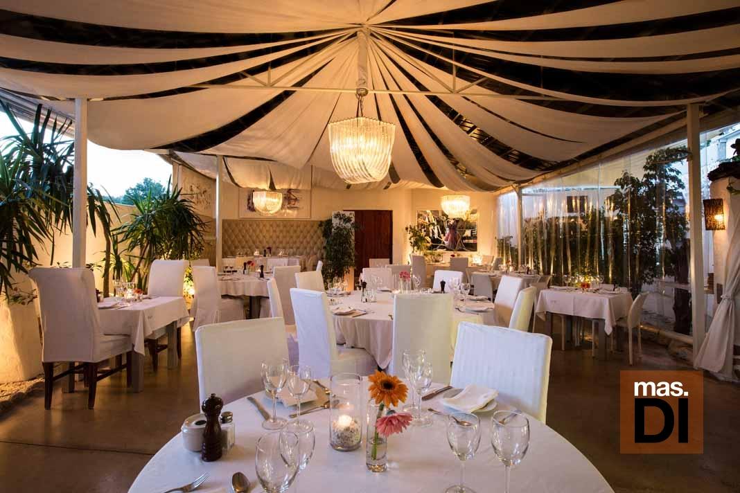 El 'closing' más sabroso en el restaurante 'lounge' Km5