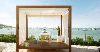 Nobu Hotel Ibiza Bay. Vivencias de otoño
