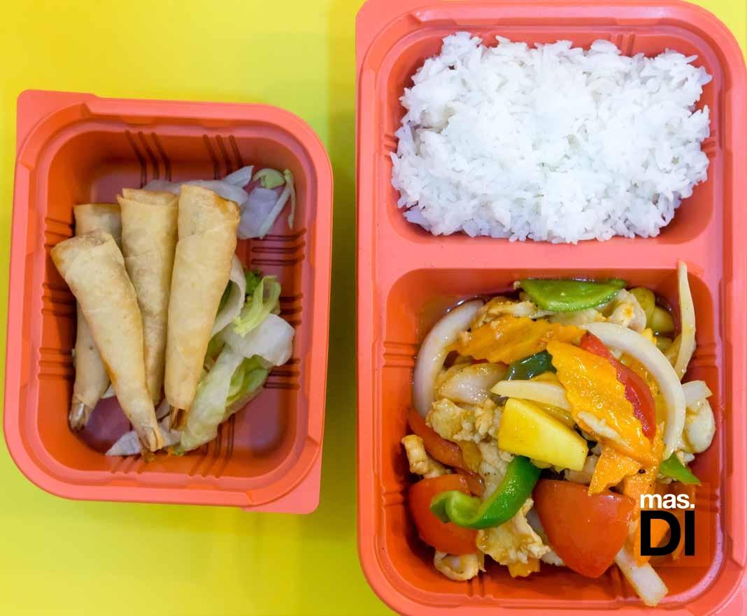 La mejor cocina tailandesa para disfrutar en casa en Take a Thai