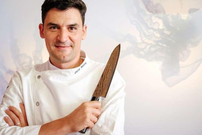 El chef ÓscarMolina ha vuelto a sorprender en La Gaia, y seguirá haciéndolo hasta el 14 de octubre