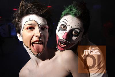Top21. Brujas, fantasmas y vampiros bailan al ritmo de la música
