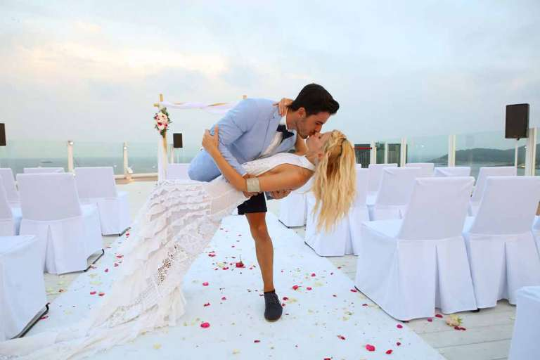 Weddings by Palladium. Bodas idílicas, rockeras o mediterráneas