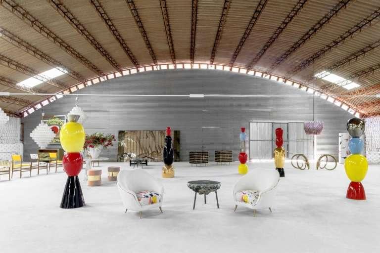 L.A. Studio Interiorismo Ibiza presenta las novedades en colecciones textiles