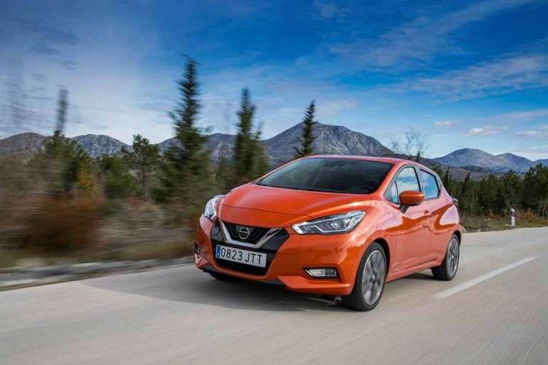 Nissan – Micra, X-Trail, Qashqai. Gamas renovadas