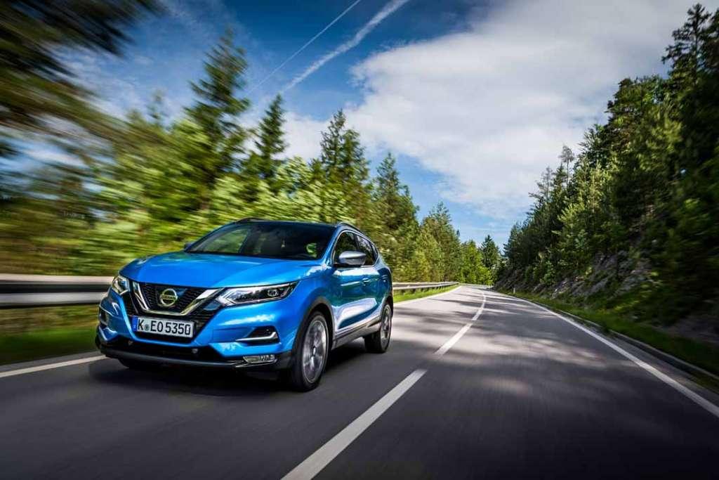 Nissan - Micra, X-Trail, Qashqai. Gamas renovadas