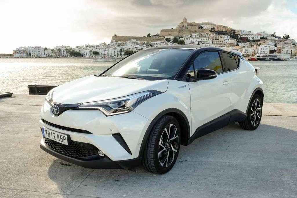 Toyota. La revolución llega al salón