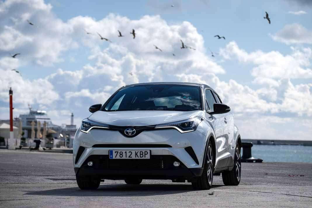 Toyota. El nuevo C-HR estará presente en el salón de Automoción.
