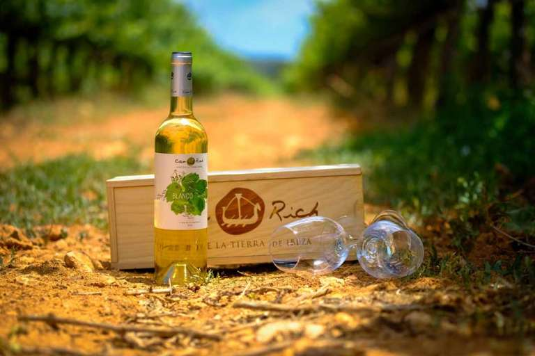 Bodegas Can Rich. Vinos y productos de la tierra para saborear en esta Navidad