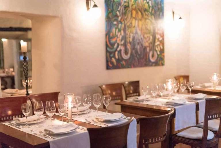 Casa Colonial. El placer de la buena gastronomía en un espacio único en la isla