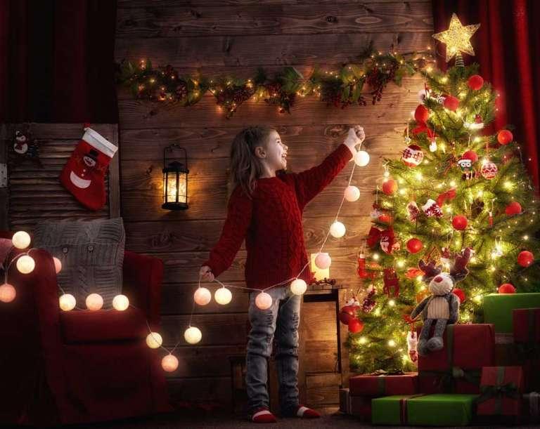 Estimular el área familiar del hogar y hacer limpieza para recibir el año nuevo