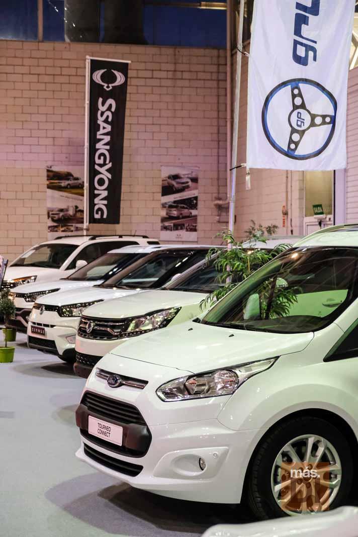 Grupauto – Isuzu, Subaru, Ssangyong. Los grandes de la feria