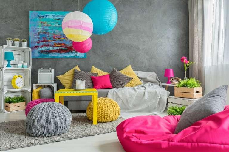 El color vuelve al hogar