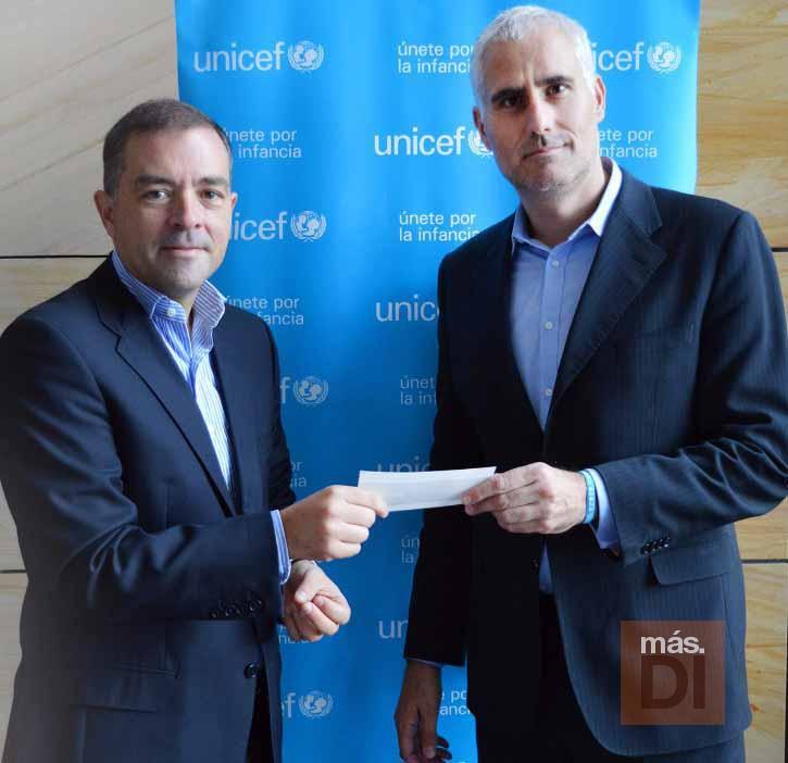 Ibiza Gran Hotel. Más de 10.000 euros para 'cambiar el mundo' con Unicef