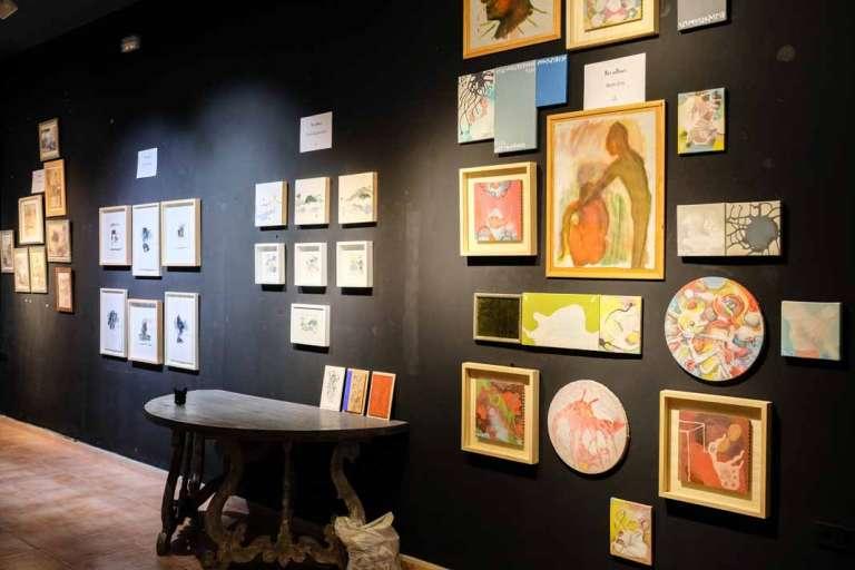 Galería Jorge Alcolea. El Art Market llega a Ibiza por Navidad