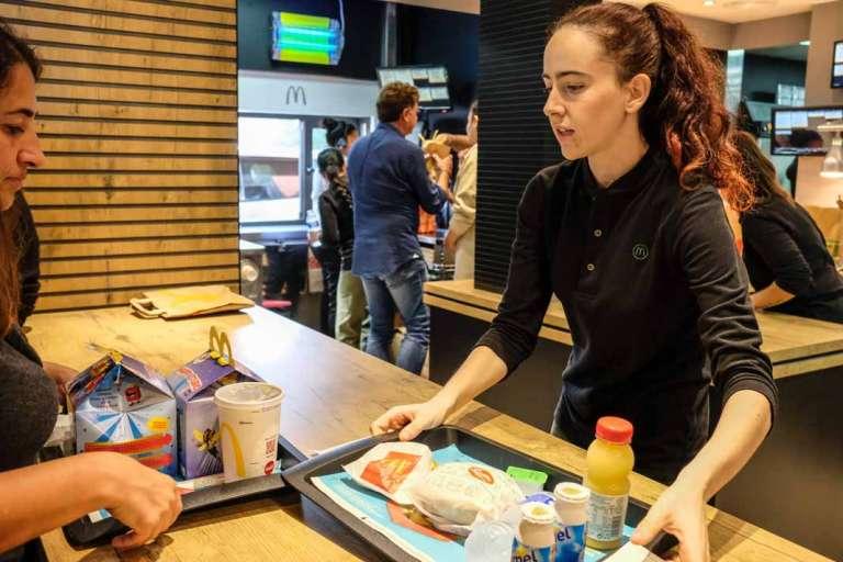 McCafé, el nuevo espacio de McDonald's