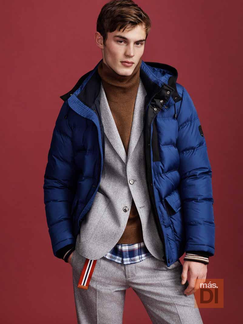 Moda Hombre Contrastes Y Estética Sport Másdi Magazine