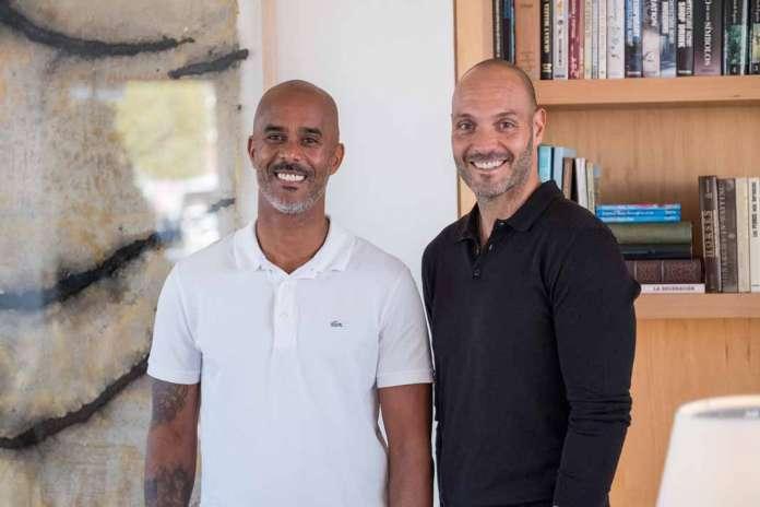 Vender una vivienda. Maxim y Antoine, propietarios y fundadores de Ibiza Now.