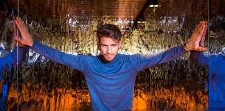 Maxi Iglesias posa en exclusiva para Diario de Ibiza en el Hotel Sir Joan.