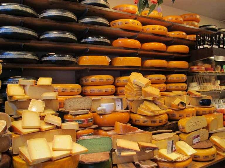 Boutiques de queso, una nueva atracción 'gourmet'