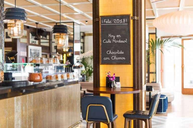 Café Montesol. La primera cita de 2018 es un gran desayuno