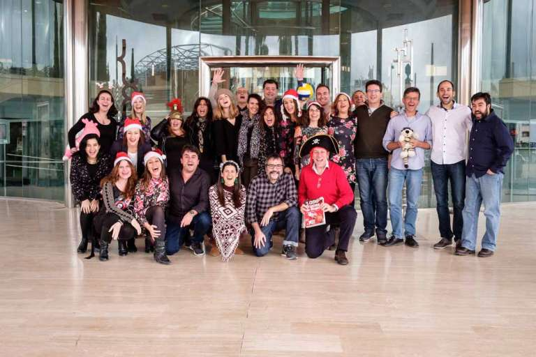 Diario de Ibiza celebra la Navidad
