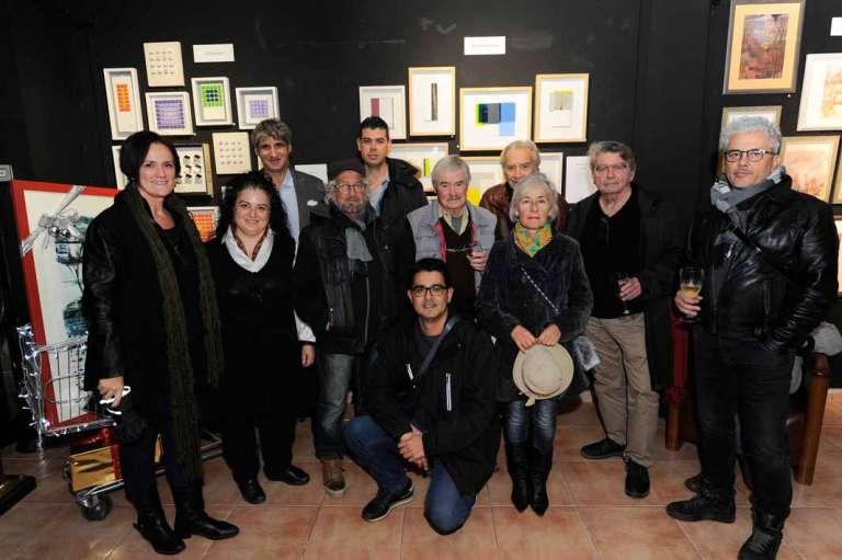 Jorge Alcolea. El arte tiene un nombre en Ibiza