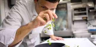 Íñigo Rodríguez es el chef de El Hotel Pacha. Sergio G. Cañizares