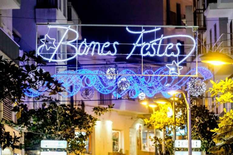 Ayuntamiento de Sant Antoni. La mejor música despide el año