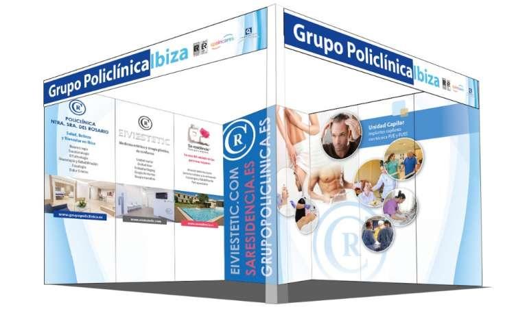 Grupo Policlínica viajará a Madrid con Fitur Salud 2018