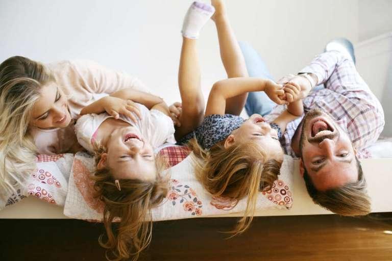 Educación. Criar niños felices para crear una sociedad en positivo