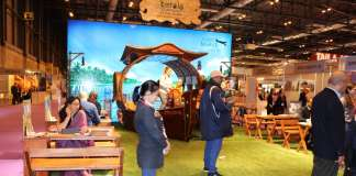 India, como socio Fitur, contó con un importante escaparate para su promoción como destino turístico en Fitur 2018. jla. Resultados en fitur
