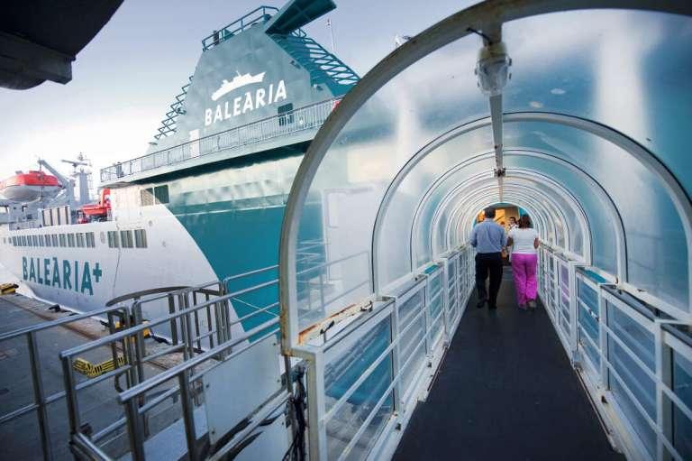 Baleària refuerza su flota con una inversión de 75 millones de euros