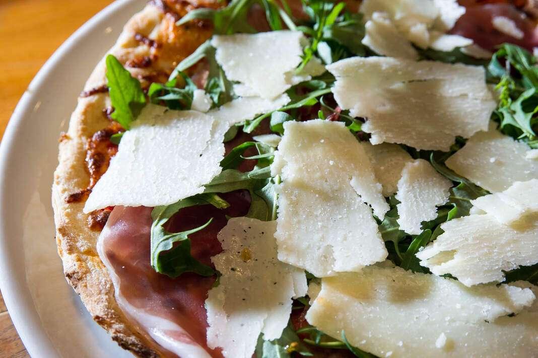 Restaurante La carta ofrece un gran surtido de pizzas y platos de pasta. foto: Sergio G. Cañizares Pizzeria David's, Sant Antoni