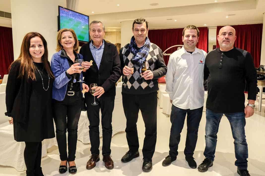 Programa Millenium Recambios Ibiza. Dirección de Recambios Ibiza con talleres Revyman, Ses Mines y Rioauto.