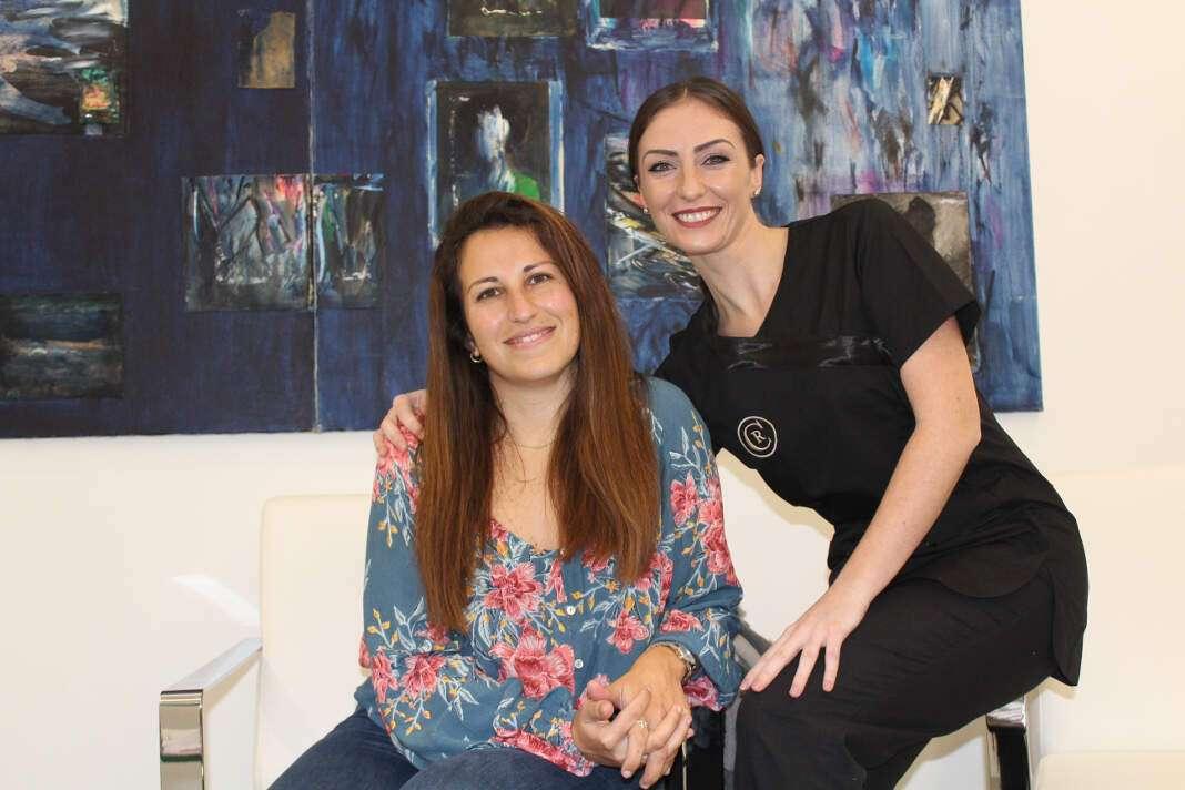 @salenmipiel pasó un día en Eiviestetic y probó distintos tratamientos faciales y corporales. salenmipiel eiviestetic