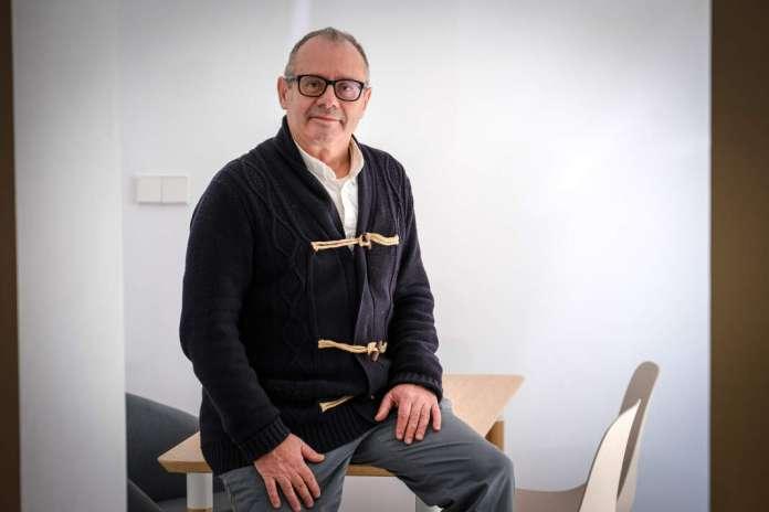 Vicent Cardona Roig es el delegado insular del Colegio de Ingenieros Industriales de Balears. Foto: Sergio G. Cañizares