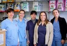 Una atención personalizada de todo el equipo de Centro Veterinario Pitiuso.