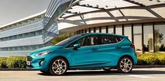 Sistemas inteligentes que facilitan la conducción y mejoran la seguridad, y una estética exterior muy cuidada en el nuevo Fiesta