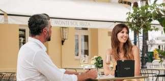 La terraza de Café Montesol es un oasis en el centro de la ciudad. Fotos: Café Montesol