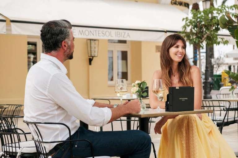 Café Montesol. Una parada imprescindible en Ibiza