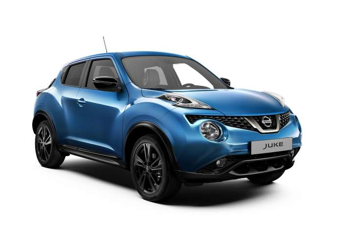 Nissan Juke MY18 Exterior Black Perso LHD