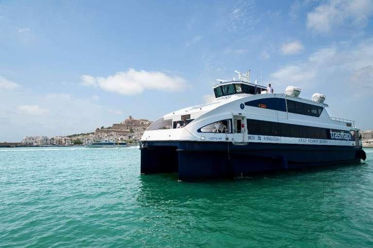 Rodman construye un nuevo catamarán de pasaje para Trasmapi