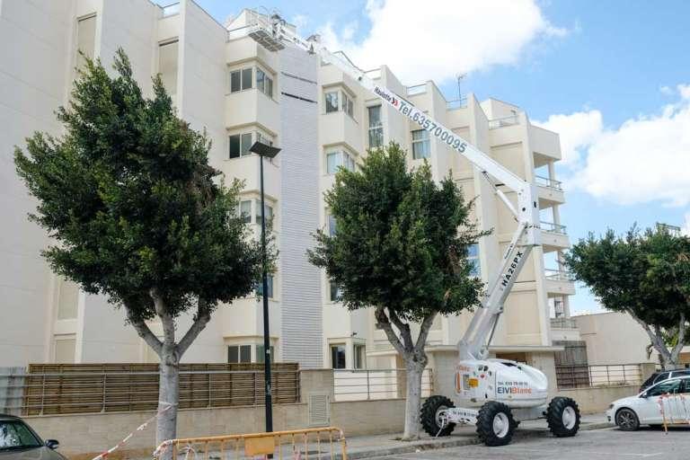 Reformas integrales y rehabilitación de fachadas