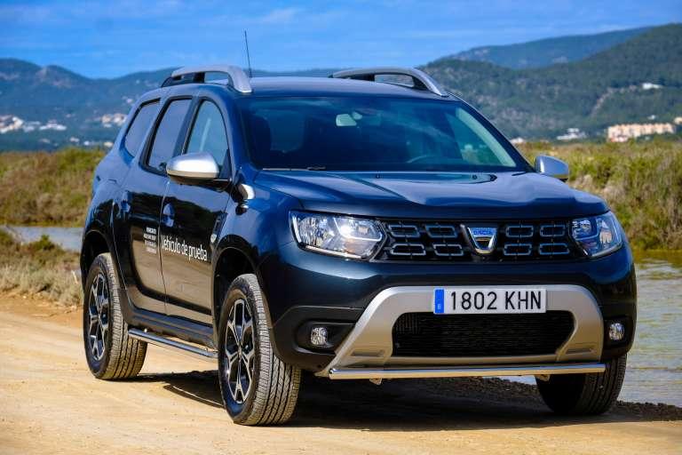El Dacia Duster cambia de cara