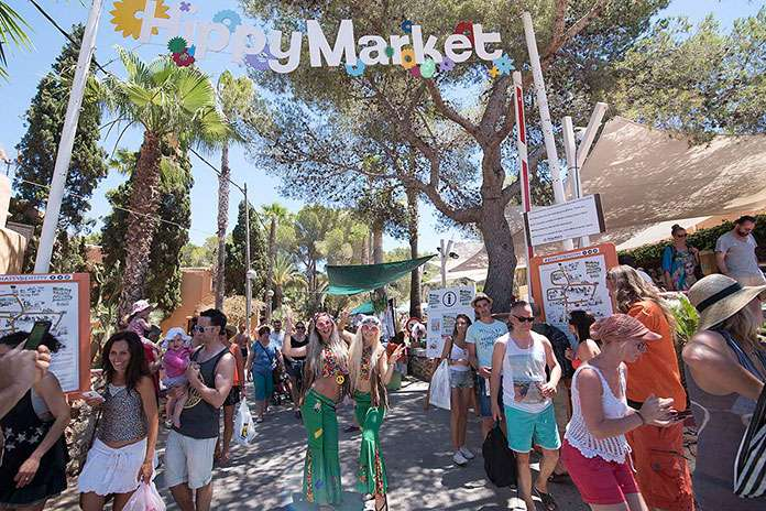 La auténtica esencia hippie de Ibiza
