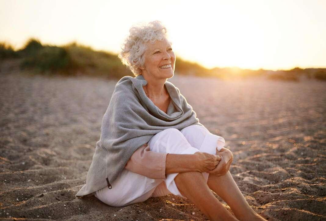 Cambiar la mentalidad y quererse a una misma por encima de cualquier cosa. Fotos: istock Menopausia