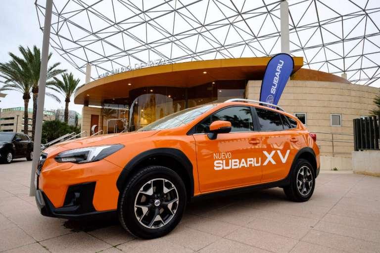Un Subaru XV muy especial