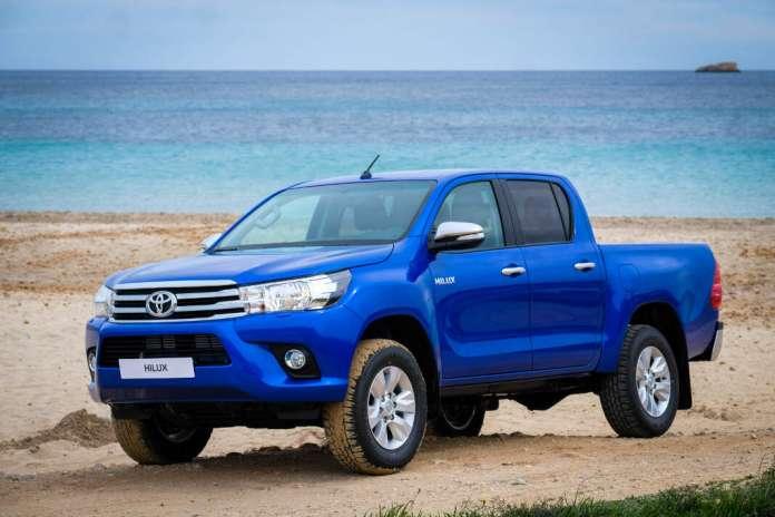 Un 4x4 para disfrutar de momentos de ocio en cualquier terreno. fotos: sergio g. cañizares Toyota Hilux